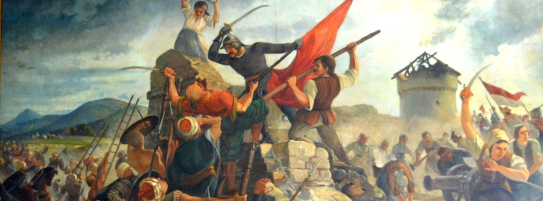 The Heroism of 1552